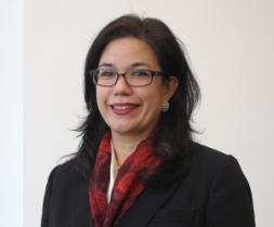 Maria Len-Rios, associate professor, public relations
